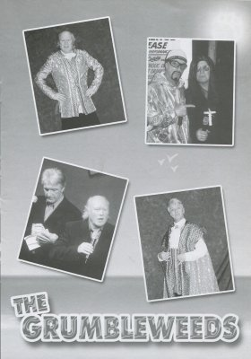 Grumbleweeds brochure photo