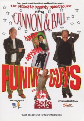 Funny Guys flyer