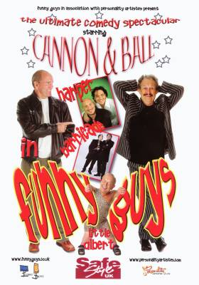 Funny Guys Programme front cover