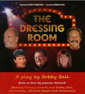 The Dressing Room flyer