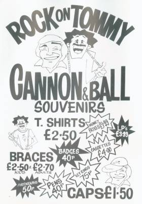 1980 souvenirs advert