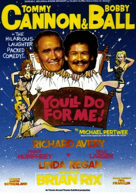 You'll do for me programme