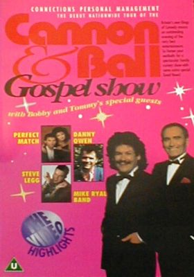 Cannon and Ball gospel show
