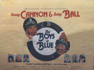 Boys in Blue poster