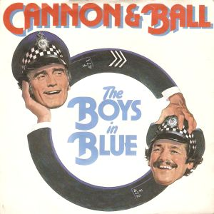 The Boys in Blue single