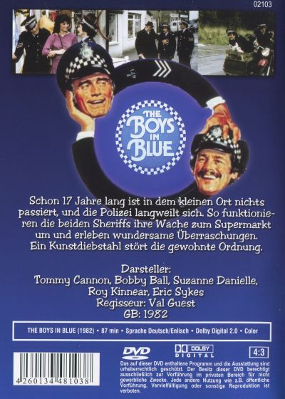 Tommy und Bobby cover