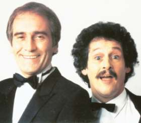 1980s Cannon and Ball photo