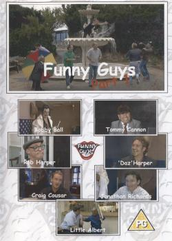 Funny Guys Part 1 cover