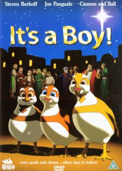 'It's a Boy' cover