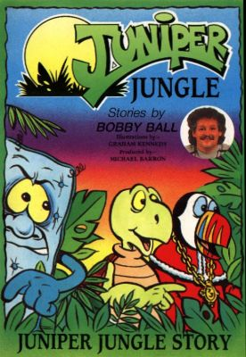 'Juniper Jungle' cover