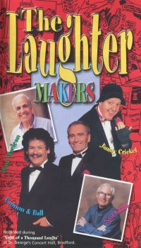 'The Laughter Makers' cover