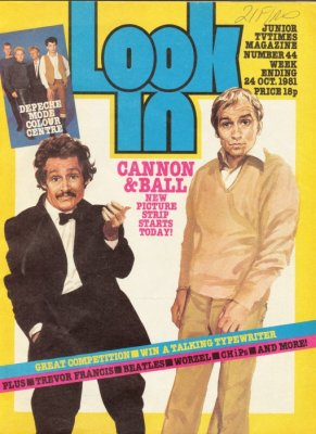 Look-in cover