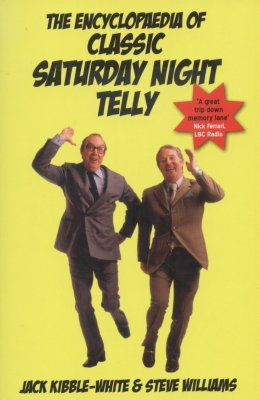 'Encyclopedia of Classic Saturday Night TV' cover