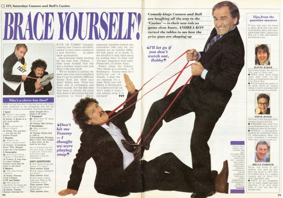 TV Times article