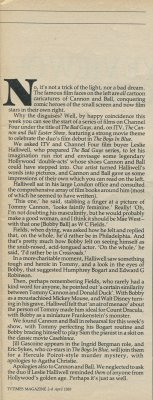TV Times page