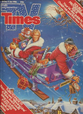 TV Times cover