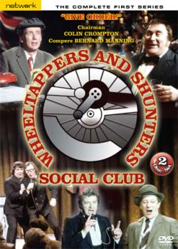 Wheeltappers DVD cover