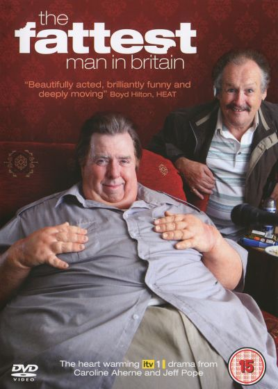 Fattest Man DVD cover