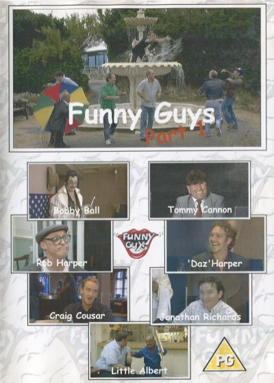 Funny Guys cover