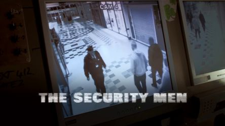 The Security Men screenshot