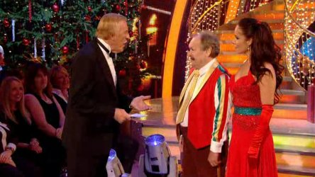 Strictly Come Dancing screenshot