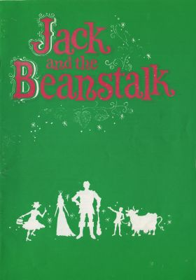 Panto programme front