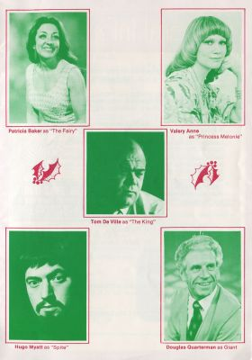 Programme page